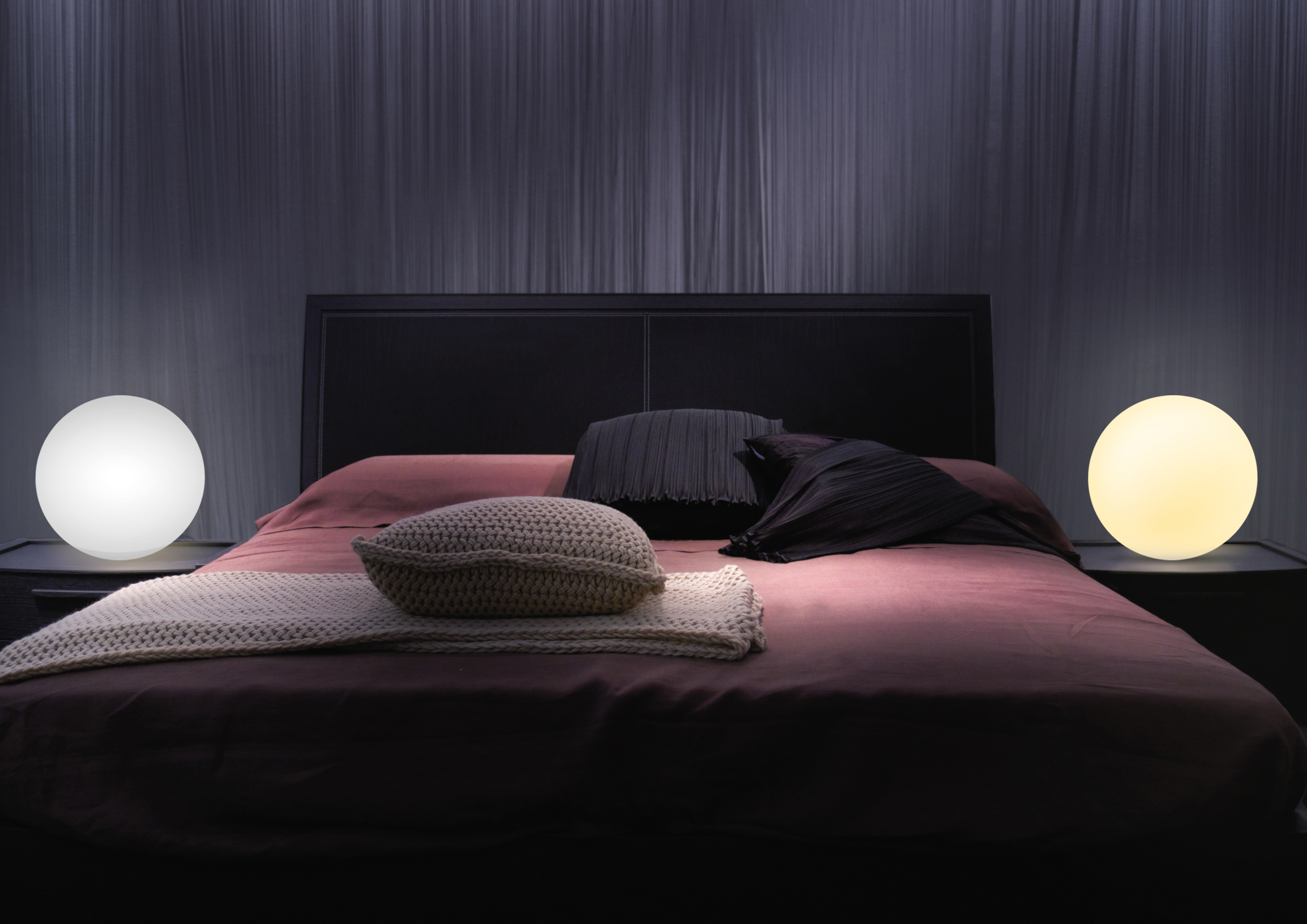 intimate bedroom lighting. the bedroom is one of most intimate places house lighting should be very nice and well balanced in this space it essential to avoid any kind