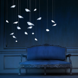 Suspension led sur-mesure Smoon Birdie Light