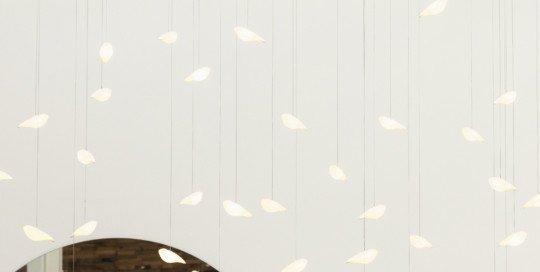 Lustre sur-mesure Birdie - Boutique Avril
