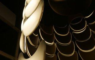 éclairage led sur mesure suspension light skin