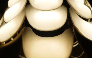 éclairage led sur mesure Lustre light skin