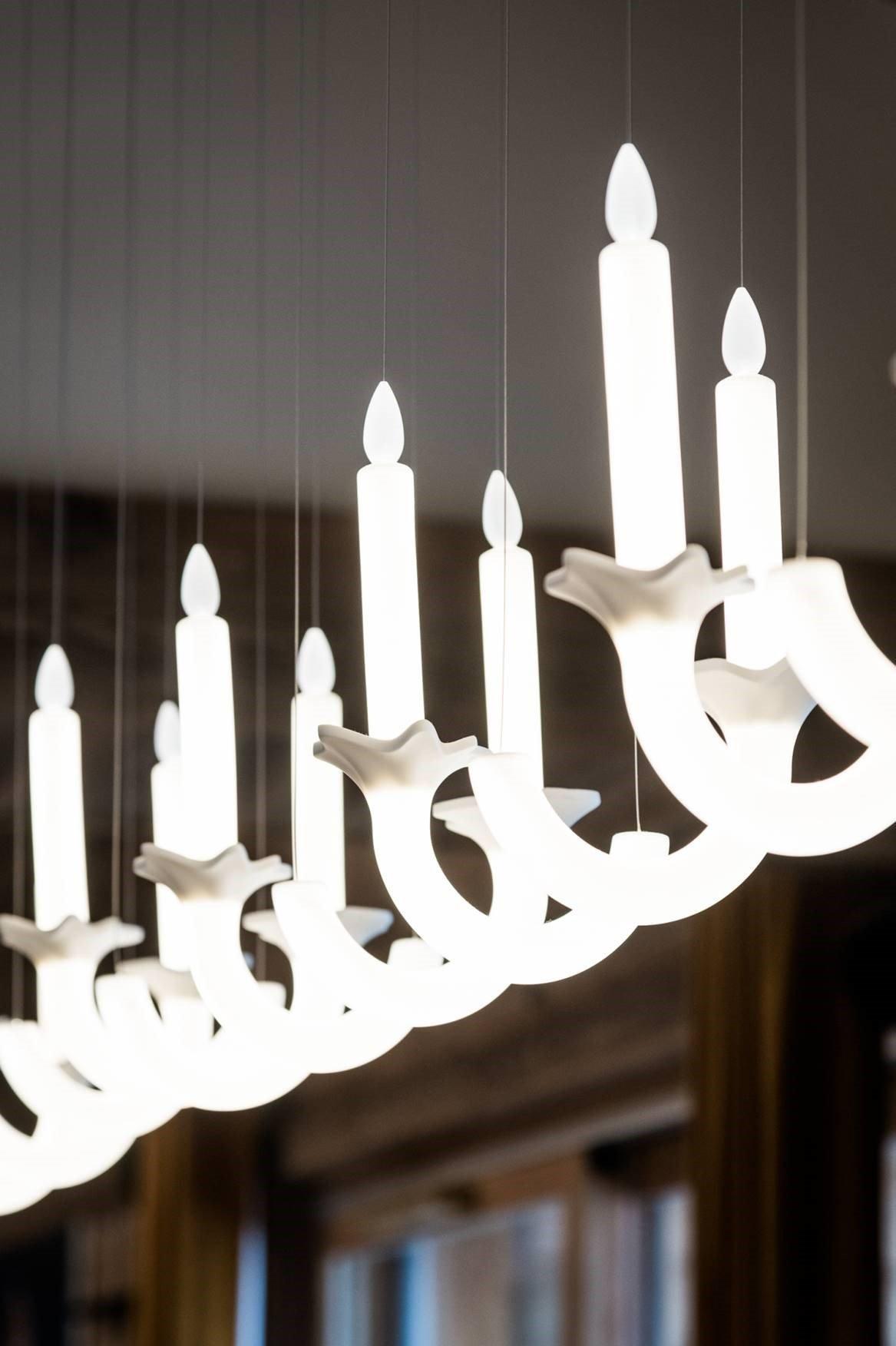 Bespoke Wersailles chandelier